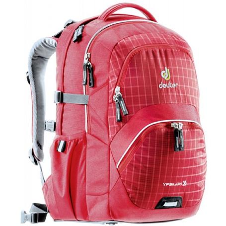Купить Рюкзак Deuter 2016-17 Ypsilon raspberry check Рюкзаки школьные 1073068