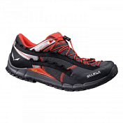 Треккинговые Кроссовки Salewa 2015 Hike Approach Men's MS Speed Ascent Carbon/flame /