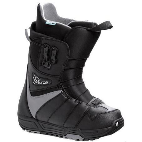 Купить Ботинки для сноуборда BURTON 2008-09 Mint Black/Light Grey 468421