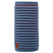 ШарфШарфы<br>Двухцветный шарф-снуд из серии Buff Urban. Материал: 100% мериносовая шерсть.Размер: 26,5 х 40 смСтирка вручную при температуре не более 30гр, Сушить на горизонтальной поверхности. Не гладить.<br><br>Пол: Унисекс<br>Возраст: Взрослый<br>Вид: шарф, снуд