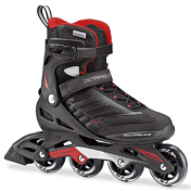 Роликовые коньки Rollerblade Zetrablade Black/Red