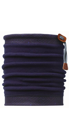 Купить Шарф BUFF NECKWARMER Polar POLAR CRETA / NAVY, Банданы и шарфы Buff ®, 1079801