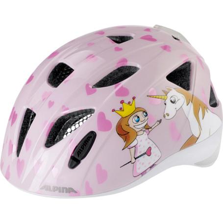 Купить Летний шлем Alpina 2017 XIMO Flash princess Шлемы велосипедные 1323607