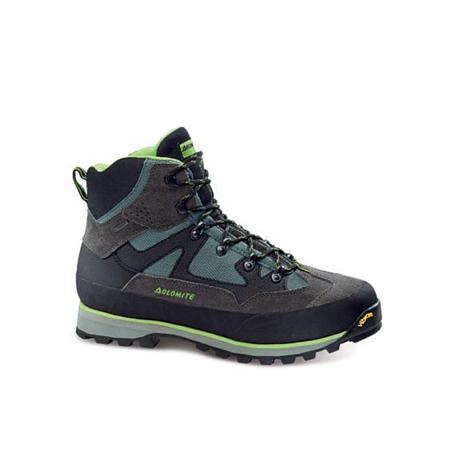 Купить Ботинки для треккинга (высокие) Dolomite 2015 Hiking CIVETTA PRO GTX GREY-GREEN, Треккинговые ботинки, 1088041