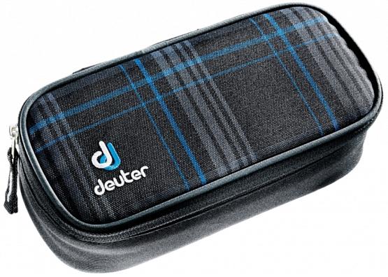 Купить Пенал Deuter 2016-17 Pencil Case blueline check Рюкзаки школьные 1147498