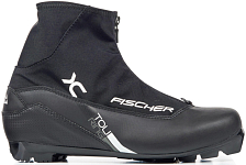 Лыжные ботинки FISCHER 2020-21 XC TOURING BLACK