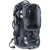 Рюкзак Deuter Traveller 70 + 10 black-silver