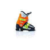 Горнолыжные ботинкиГорнoлыжные ботинки<br>Инструмент для быстрых успехов в спорте. Ботинок обеспечит все условия для быстрого прогресса в технике, а технология Soma-Тес позаботится о естественном положении для маленьких ножек.<br><br>Максимальная передача усилий<br>Максимальная соосность для лучшей передачи усилий<br><br>FLEX INDEX:&amp;nbsp;&amp;nbsp;&amp;nbsp;&amp;nbsp;20<br>SHELL:&amp;nbsp;&amp;nbsp;&amp;nbsp;&amp;nbsp;PP<br>BUCKLES:&amp;nbsp;&amp;nbsp;&amp;nbsp;&amp;nbsp;Carve 2<br><br>Пол: Унисекс<br>Возраст: Детский