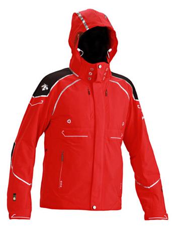 Купить Куртка горнолыжная DESCENTE 2012-13 SPAIN WC Electric red/Black красный/черный, Одежда горнолыжная, 824155