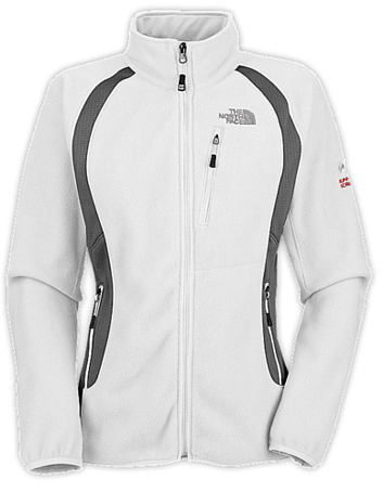 Куртка туристическая THE NORTH FACE 2012 T0AQCS W VICENTE JACKET (White) белый