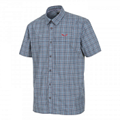 Рубашка Для Активного Отдыха Salewa 2016 Fanes Melange Dry M S/s Srt