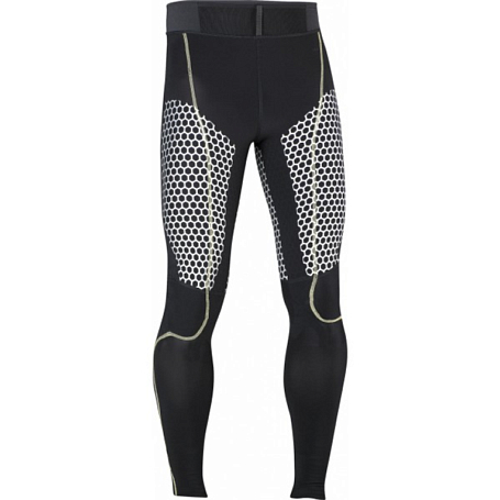 Тайтсы беговые SALOMON 2015-16 EXO S-LAB TIGHT M BLACK