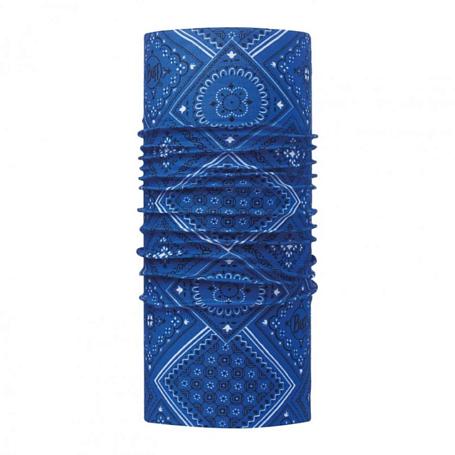 Купить Бандана BUFF Original Buff WALKER BLUE-BLUE-Standard/OD Банданы и шарфы ® 1343570