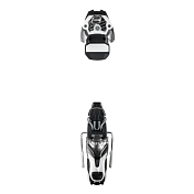 Горнолыжные Крепления Atomic 2016-17 N Warden 11 Gun Metal/white 100 Metal/white / Белый