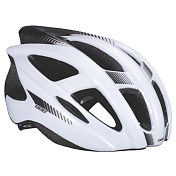 Летний шлем BBB 2015 helmet Hawk white black (BHE-27)