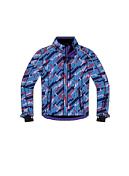 Куртка Горнолыжная Maier 2015-16 0616 Monti Blue/red Allover
