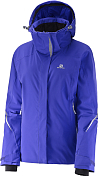 Куртка Горнолыжная Salomon 2016-17 Brilliant Jkt W Phlox Violet