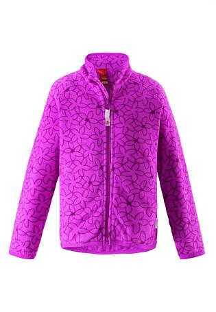 Купить Флис для активного отдыха Reima 2016 Rosemary fucshia fun Детская одежда 1243248