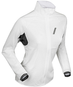 Куртка беговая Bjorn Daehlie 2020 Jacket Intense Wmn White