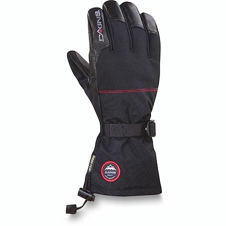 Купить Перчатки горные DAKINE 2015-16 DK ROVER GLOVE BLACK/TAN Перчатки, варежки 1218940