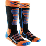 Носки X-Bionic 2016-17 X-SOCKS SKI JUNIOR O134 / Оранжевый
