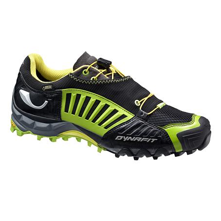 Купить Беговые кроссовки для XC Dynafit MS FELINE GTX Black/Cactus, Кроссовки бега, 1188433