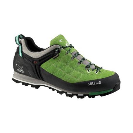 Купить Ботинки для альпинизма Salewa Alpine Approach Mens MS MTN TRAINER GTX apple-black, Альпинистская обувь, 896458