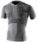 Футболка X-bionic 2016-17 Running Man Fennec OW Shirt SH SL G051 / Серый