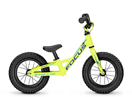 Велосипед FOCUS RAVEN ROOKIE 12R 2015 Color 1 /желтый