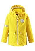 Куртка для активного отдыхаОдежда детская<br>Демисезонная куртка со съемной стеганной жилеткой<br> <br> <br> - Основные швы проклеены и не пропускают влагу<br> - Водо - и ветронепроницаемый, дышащий и грязеотталкивающий материал<br> - Внутренняя отстегивающаяся жилетка<br> - Гладкая подкладка из полиэстра<br> - Безопасный, съемный капюшон<br> - Мягкая резинка на кромке капюшона и манжетах<br> - Регулируемый подол<br> - Два кармана с клапанами<br> - Безопасные светоотражающие детали<br> - Светоотражающий элемент спереди<br> - 100% Полиэстер, полиуретановое покрытие<br>