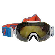 Очки горнолыжныеОчки горнолыжные<br>Технологичная маска со сферической термоформованной линзой. Отличный угол обзора. Благодаря шарнирному мезанизму в местах крепления маски к стрепу, совместима со многими шлемами и отлично садится. Самые высокотехнологичные линзы - фотохромные с зеркальным напылением. Категория защиты: S3-S4.<br> <br> - фотохром<br> - поляризация<br> - зеркальное покрытие<br> <br>