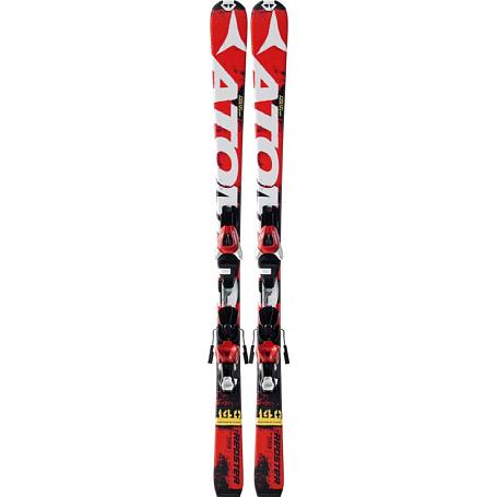 Купить Горные лыжи с креплениями ATOMIC 2012-13 Redster jr. III+XTE 7 WHITE 828320