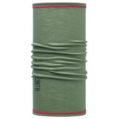 Купить Бандана BUFF WOOL SOLID MOSS GREEN Банданы и шарфы Buff ® 1312836