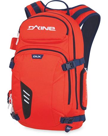 Купить Рюкзак DAKINE 2013-14 SNOW HELI PRO DLX 20L OCTANE Рюкзаки универсальные 1073875