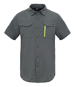 ������� ��� ��������� ������ The North Face 2016 M S/s Sequoia Shirt Spruce Green Green