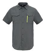 Рубашка Для Активного Отдыха The North Face 2016 M S/s Sequoia Shirt Spruce Green Green