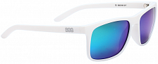 Очки солнцезащитные BBB 2020 Town Matt White/Polarized Green MLC