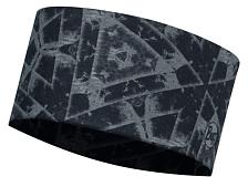 ПовязкаАксессуары Buff ®<br>Спортивная повязка на голову Headband Buff это нехитрое приспособление, которое предотвратит попадание пота и волос на лицо и в глаза. Такие летние повязки на голову используют во время бега, игры в теннис или при любой другой аэробной нагрузке.<br><br>Особенности:<br><br>- Материал Fastwick Extra Plus формирует систему, которая выводит влагу наружу от кожи к внешнему слою ткани, где испаряется и высыхает быстрее, нежели на любом другом материале.<br>- Специальная конструкция обеспечивает комфорт даже при сильной активности.<br>- Светоотражающие элементы позволят быть заметным в тёмное время суток.<br>- Размеры: 24,5 x 9,4 см<br>- 100% полиэстер