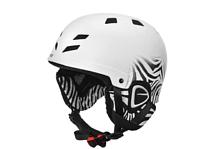 Зимний ШлемНовый шлем сезона 2015/16 - OLLIE Salice для сноубординга и фристайла. Молодёжный, динамичный и модный дизайн с привлекательной графикой сразу сделает вас заметным на склоне. Минималистский дизайн, будут оценен теми, кто ищет идеальное сочетание стиля и безопасности. Имеет сертификацию CE EN +1077: 2008 Класс B. <br><br>Внешнее покрытие шлема изготовлено из поликарбоната с приятной на ощупь поверхностью, внутренняя часть -  EPS высокой плотности. <br><br>Внутренний материал является гипоаллергенным и антибактериальным. Шлем имеет  15 отверстий вентиляции для максимальной воздухопроницаемости, а также, полужесткие, съемные уши. Ремешок для подбородка покрыт мягкой тканью и эргономичной застёжкой, которой легко пользоваться даже в перчатках. Идеально подобранный к коллекции масок 2015/16 SALICE, шлем OLLIE доступен в одном размере (55-60 см), имеет систему регулировки размера.<br><br>Пол: Унисекс<br>Возраст: Взрослый