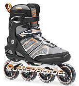 Роликовые Коньки Rollerblade 2014 Sirio SK 82 Black/orange