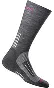 НоскиНоски<br>Носки из шерсти мереноса для активного отдыха и повседневной носки.<br> <br> Характеристики:<br> <br> -дышащая ткань<br> -быстро сохнет<br> -отводит влагу<br> -отталкивает запах<br> -состав - 65% шерсть Merino, 28% Nylon, 5% Polyester, 2% LYCRA®