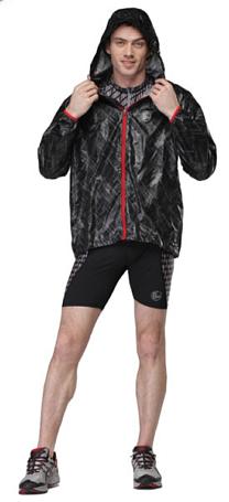 Купить Шорты беговые BUFF SHORT TIGHTS OLYMPUS (BLACK) черный Одежда для бега и фитнеса 759179