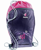 Сумка для сменки Deuter 2015 School Sneaker Bag blueberry butterfly