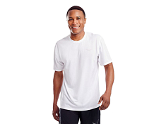 Футболка беговая Saucony 2020-21 Stopwatch Short Sleeve White