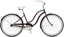 Велосипед Schwinn S1 Women 2019 Purple