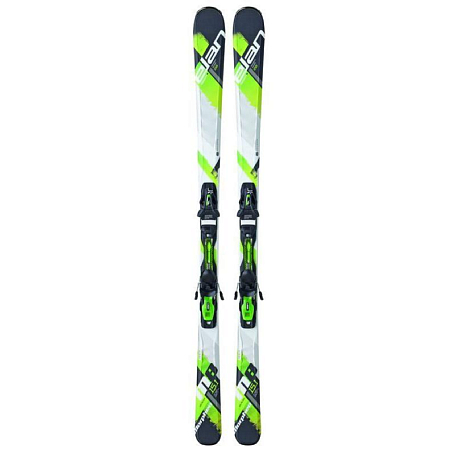 Купить Горные лыжи с креплениями Elan 2014-15 ALLMOUNTAIN SERIES Morpheo 8 QT+EL 10 1121103