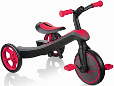 Беговел Globber Trike Explorer 2 in 1 2021 красный