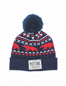 Шапка Picture Organic 2015-16 RACOON BEANIE Navy