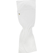 Вкладыш в спальник Salewa Liners and Pillows Cotton liner with zip silverized left offwhite
