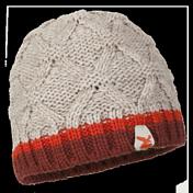 ШапкаГоловные уборы<br>Теплая и дышащая вязаная шапка. На шапке имеется флисовая повязка с внутренней стороны для дополнительного тепла и комфорта.<br>состав: 70% полиакрил, 30% шерсть<br>вес: 113 гр.<br>расцветка: папирус<br><br>Пол: Унисекс<br>Возраст: Взрослый<br>Вид: шапка
